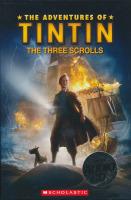 TheAdventuresofTintin:TheThreeScrolls(Book+CD)(ScholasticReaders,Level1)丁丁历险记系列