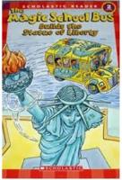 英文原版MagicSchoolBusStatueLiberty神奇校车:自由女神像