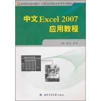 中文Excel2007应用教程