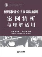 新刑事诉讼法及司法解释:案例精析与理解适用