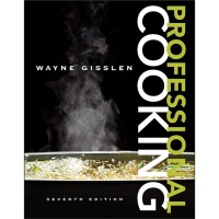 ProfessionalCooking专业烹饪英文原版