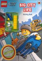 LegoCity:BigCityLifeActivityBookWithLegoMinifigure