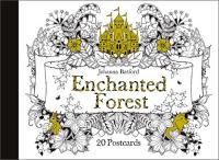 EnchantedForest:20Postcards魔法森林20张明信片