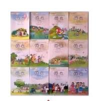 人教版小学语文课本教材1-6年级全套共12本小学语文书全新彩色