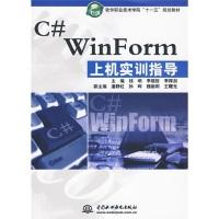 C#WinForm上机实训指导