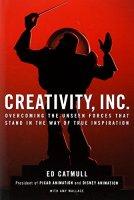 Creativity,Inc.OvercomingtheUnseenForcesThatStandintheWayofTrueInspiration