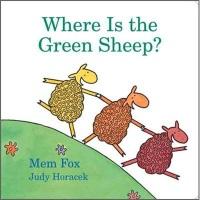 WhereIstheGreenSheep?(BB)绿色的小羊在哪里?英文原版