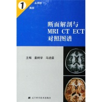 断面解剖与MRICTECT对照图谱1