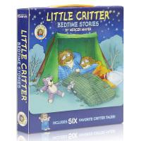 LittleCritter:BedtimeStories小怪物:枕边故事英文原版