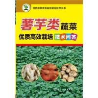 薯芋类蔬菜优质高效栽培技术问答王迪轩正版书籍