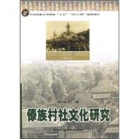 傣族村社文化研究