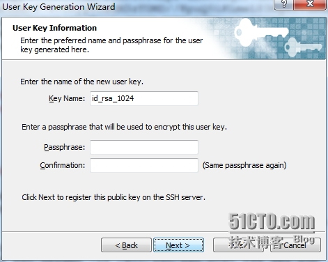 xshell基于密钥登陆远程主机