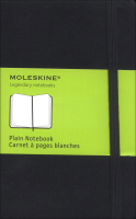 MoleskinePlainNotebookPocket