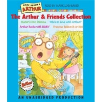TheArthurandFriendsCollection(AudioCD)亚瑟和朋友们CD