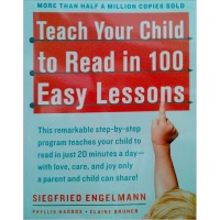 TeachYourChildtoReadin100EasyLessons教您的孩子阅读英文原版