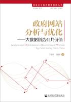 信息化与政府管理创新丛书:政府网站分析与优化