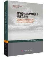大气污染控制技术与策略丛书:烟气催化脱硝关键技术研发及应用