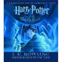 HarryPotterandtheOrderofthePhoenix(AudioCD)