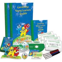 正版现货2010版剑桥少儿英语预备级教材(软件版含光盘磁带等)剑桥少儿英语教材剑桥少