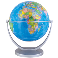 18CM中学生地理地球仪(赠地球仪小词典)