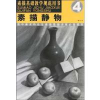 素描静物素描基础教学规范用书4熊飞考试艺术书籍