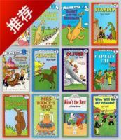 汪培珽第一阶段ICanRead12册合集英文绘本送音频中文翻译电子书