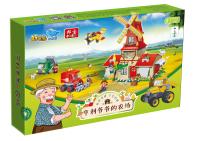 豚宝宝妙趣盒:亨利爷爷的农场(玩具+绘本+120元书城卡+光盘)