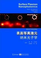 现代光子学系列译丛:表面等离激元纳米光子学