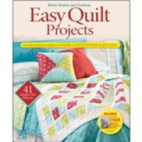 EasyQuiltProjects:FavoritesfromtheEditorsofAmericanPatchworkandQuilting