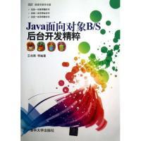 Java面向对象B\S后台开发精粹附光盘王剑南正版书籍计算机