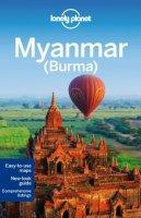 LonelyPlanet:Myanmar(Burma)12孤独星球:缅甸旅行指南英文原版