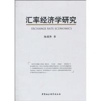 汇率经济学研究