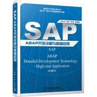 SAPABAP开发详解与高端应用9787111501268