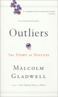 Outliers:TheStoryofSuccess异类:不一样的成功启示录英文原版
