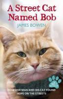 现货英文原版AStreetCatNamedBob街头猫Bob