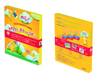 "MiceSeriesLevel1A,6Books朗文""趣鼠系列""幼儿英文启蒙立体绘本:启蒙初级A(6本套装)"