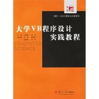 复旦博学·大学计算机公共课系列:大学VB程序设计实践教程(附CD光盘1张)
