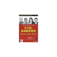 XML案例解析教程提出问题——分析问题——解决方案美艾米尔诺美德克鲁兹等焦瑜净闫雷鸣