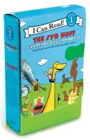 ICanRead系列12册合集2CDSydHoff12-Bookboxset2CD第一阶段