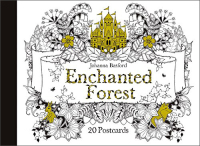 EnchantedForest:20Postcards魔法森林20张明信片