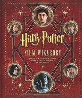 英文原版HarryPotterFilmWizardry哈利波特电影魔法经典红皮书