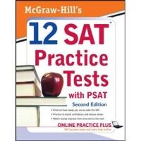 McGraw-Hill's12SATPracticeTestswithPSAT2ed新东方·SAT13套题