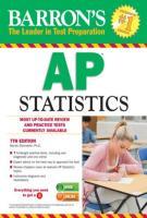 Barron'sAPStatistics,7thEdition巴朗AP统计学