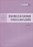 青年学术丛书·民族村寨社区参与旅游制度与传统文化保护比较研究:经济(L)