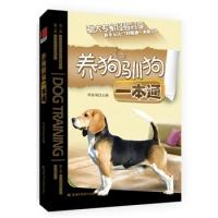 养狗驯狗一本通(全彩高清大图,铜版纸印刷)(新华书店正版)