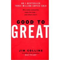 GoodToGreat从优秀到卓越英文原版