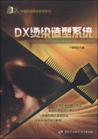 DX中国原创美发教育系列:DX烫染造型系统