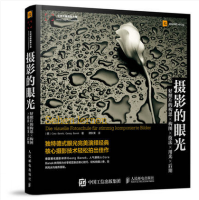 包邮摄影的眼光——好照片的构思构图技法用光后期单反摄影教程书籍