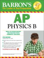 Barron'sApPhysicsB
