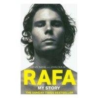 英文原版Rafa:MyStory网球天王纳达尔自传